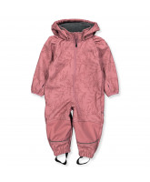 Rose softshell suit