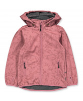 Rose softshell jacket