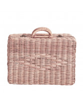 Rose Toaty trunk suitcase