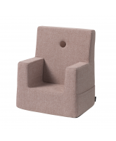 Kids chair - soft rose