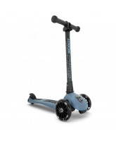 Highway Kick 3 LED scooter - Steel