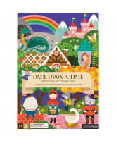 Sticker activity set - once upon