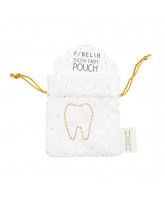 Organic Tooth Fairy pouch