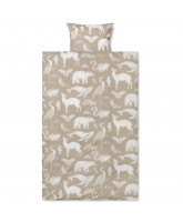 Organic Sand bedwear