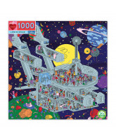 Puzzle 1000 psc - Life in space