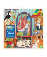 Puzzle 1000 psc - Africa