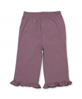Paris culotte pants - slub yarn