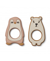 2 pack Gili teether