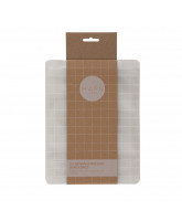 3 pack reusable snack bags - 1000 ml.