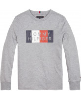 Grey LS t-shirt