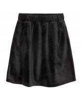 Frances velvet skirt