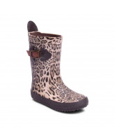 Leopard wellies