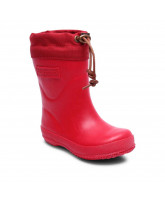 Red thermo winter wellies