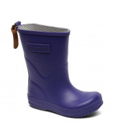 Purple wellies
