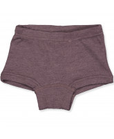 Wang wool boxer shorts