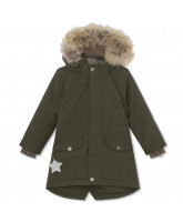 Vibse winter jacket with fur