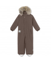 Wanni snow suit with fur