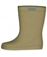 Olive thermo winter wellies