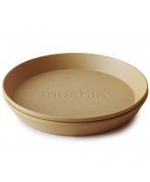 2 pack mustard plate