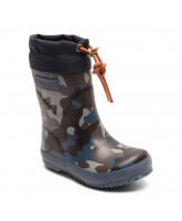 Camouflage thermo boots