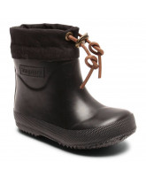 Black thermo boots