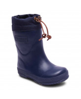 Navy thermo winter wellies