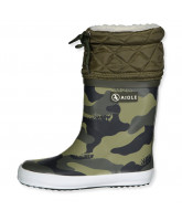 Giboulee winter wellies
