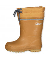 Pumpkin spice thermo winter wellies