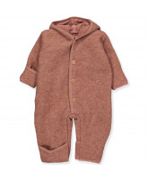 Pooh wool fleece suit