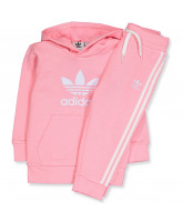 Pink sweat suit