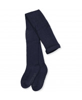 Marine non-slip wool tights