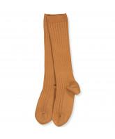 Canela rib knee socks