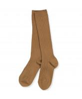 Tabaco rib knee socks