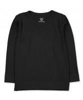 Milano LS t-shirt - viscose rib