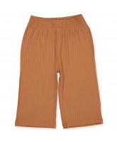 Paris culotte pants - viscose rib