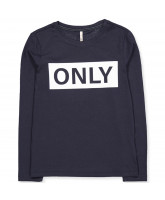 Organic Wendy Life LS t-shirt