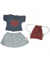 Organic doll clothes