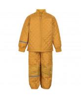 Yellow thermo set