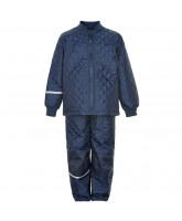 Navy thermo set