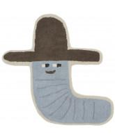 Rug Calle cowboy