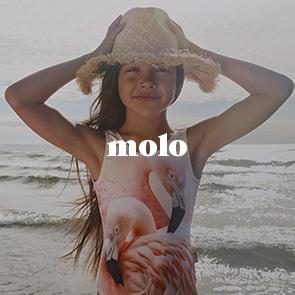Molo kids clothing and swimwear
