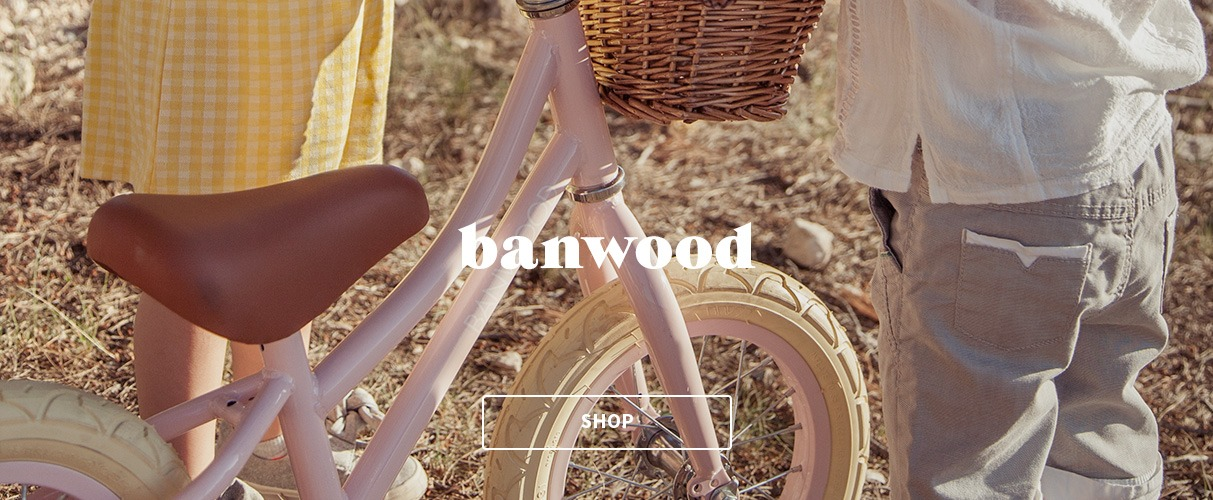 banwood first go bicycles